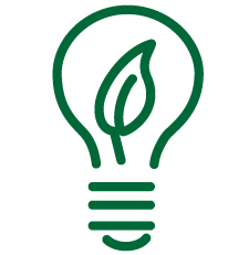 lightbulb adaptation icon
